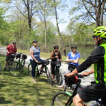 Emerald Necklace Bike Tour