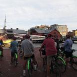 Gorgeous views of Boston