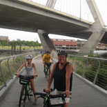 The Tour de Boston is our family-friendly bike tour for families