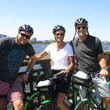 Tour de Cambridge Bike Tour