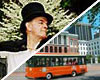 Boston Day and Night Old Town Trolley Package