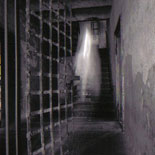 A Ghost on The Haunted Jail Tour