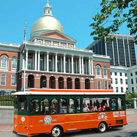 State House and the Old Town Trolley Tour