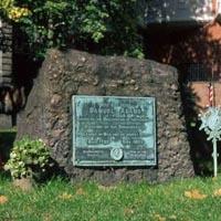 Samuel Adams Grave