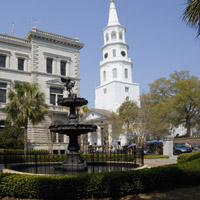 Historic Charleston Buildings