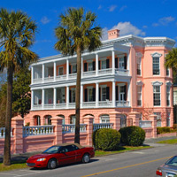 Beautiful homes and accommodations in Charleston, South Carolina