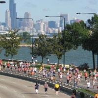 Chicago's Half Marathon