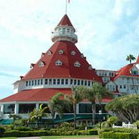 Victorian-era Hotel Del Coronado