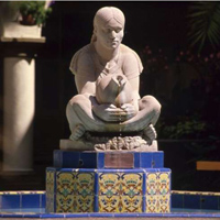 San Diego Balboa Park Statue