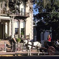 Savannah Carriage Rides
