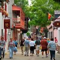 Stroll down St George Street