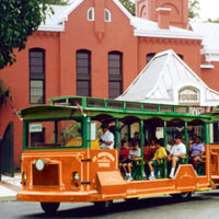 St Augustine Old Town Trolley