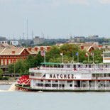Let the Steamboat Natchez show you New Orleans!
