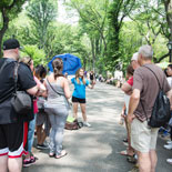 On the Central Park Movie Tour you will experience over 30 locations from film and television