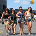 Follow in the fancy footsteps of Sex and the City's Carrie & Co. as they conquer New York City!