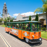 Old Town Trolley Tours of San Diego Gold Pass
