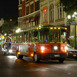 Old Town Trolley San Diego City Lights Night Tour