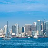 San Diego Sky Line
