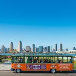 Old Town Trolley Tours of San Diego Platinum Pass