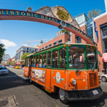 Hop-on, Hop-off on Old Town Trolley
