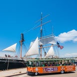 Included free with your trolley ticket is Admission to the Maritime Museum