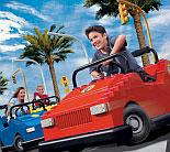 Drive a Legoland Car