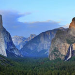 One of the great natural wonders of the world, Yosemite National Park