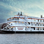 No visit to Savannah is complete without a riverboat cruise!