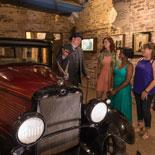 "Restored Prohibition era vehicles ""drive"" the period's history"