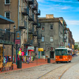 Old Town Trolley Tour of Savannah