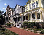 savannah Victorian Homes