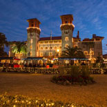 See St Augustine and it's Waterfront Light Up for the Holidays