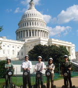 See the Monuments by Segway