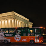 On the Monuments by Moonlight Tour you'll be transported to many of the city's most famous sights